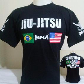 Camiseta Ufc Mma Venum Jiu Jitsu Petrorian Muay Thai Tapout