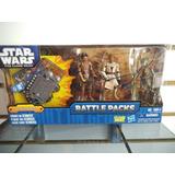 Arf Trooper, Obi Wan Kenobi Y Geonosian Warrior Star Wars