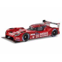 Nissan Gt-r Lm Nismo 23 24h Lemans 2015 1:18 Spark 18s191