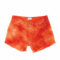 Shorts Jeans Infantil Feminino Acostamento Kids 68824052