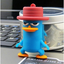 Memoria Usb 8 Gb Perry El Ornitorrinco