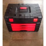 Caja Craftman 260 Piezas (completas)