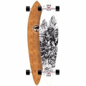 Skate Longboard Arbor Bamboo Fish 39