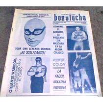 Excelente Revista Box Y Lucha