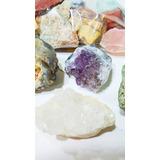 Coleção Pedras Preciosas Brasileiras Brutas/souvenir Brasil
