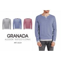 Sweater Verano Hombre District Granada Tendencia