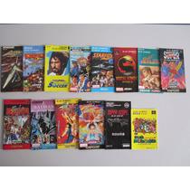 Manual Original De Jogos Super Nintendo R$ 20,00 Cada