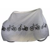 Capa Chuva Proteção Bicicleta Bike Scooter 100% Impermeável