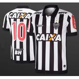 Camisa Nova Do Galo Atlético-mg Temporada 2017 Frete Gratis