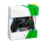 Control Xbox 360 Slim Original Inalambrico