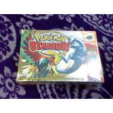 Nuevo Sellado Pokemon Stadium 2 Nintendo 64 N64 Caja Instruc