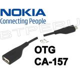 Cable Adaptador Nokia Usb Ca-157 Usb Otg C6-01 C7 E7-00 N8
