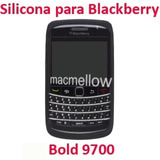 Funda Silicona Blackberry Bold 9700 9780 Case Protector