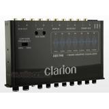 Ecualizador Nuevo Clarion Eqs755 7 Bandas Auxiliar Preamp