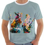 Camiseta Red Hot Chili Peppers Anthony Flea