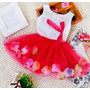 Vestido Infantil Festa Criança Importado