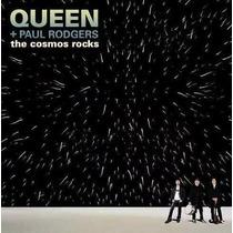 Cd Queen + Paul Rogers - The Cosmos Rocks (original Lacrado)