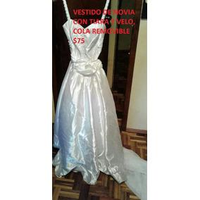 Vestido De Novia Mas Ajuar Completo