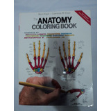 Libro Anatomy Coloring Book Anatomia