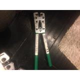 Pinza Ponchadora De Terminales Greenlee K05-1gl Nueva