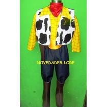 Disfraz D Woody Toy Story Con Botas Y Sombrero Buzz Mimi