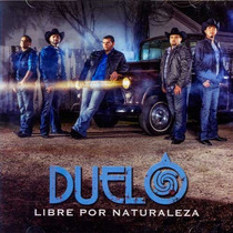 Duelo Libre Por Naturaleza Disco Cd
