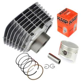 Kit Cilindro Pistão E Anéis Kmp Premium Crf 230