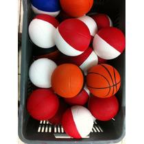 Divertido Balon De Futbol O Basketball Anti Estres Economico