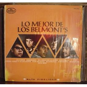 Los Belmont´s Lp Lo Mejor De Los Belmont ´s