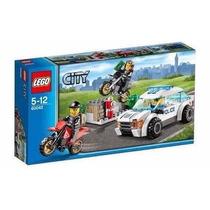 Lego City A Caça Aos Bandidos 60042