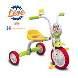 Triciclo 3 Rodas Bicicleta Infantil Menino You 3 Kids Nathor