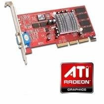 Placa De Video Ati Rage 128 Pro 32mb