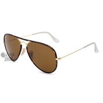 Ray Ban Rb 3025 Jm Full Color Aviador - Óculos De Sol 001 -