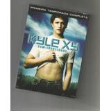 Kyle Xy - 1 Temporada - 3 Dvds Digipak Lacrado