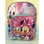 Bolsos Morral Original Disney Minnie Mouse