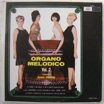 Juan Torres / Organo Melodico Vol.2 1 Disco Lp Vinilo