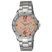 Reloj Q&q Mujer Q767j225y