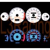 Tablero Iluminado Indiglow Toyota Corolla 93 94 95 96 97