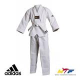 Kimono Dobok Infantil Adi Start Taekwondo adidas - 140 - Gol
