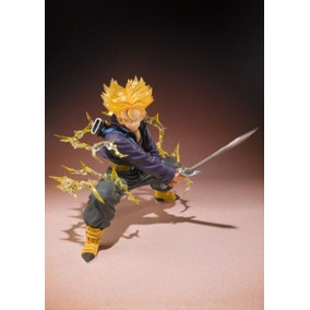 Boneco Figuarts Zero Trunks Banpresto Dragon Ball Z 18cm