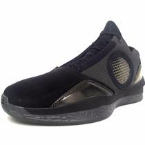 Tenis Nike Air Jordan 2010 Mosca Blackout Varsity Red Black