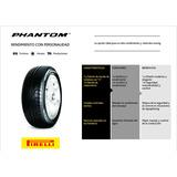 Pirelli 205/55-16 Phantom C/válvula Cromada Y Envio Gratis
