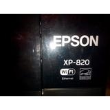 Impresora Epson Xp 820 Para Reparar O Repuesto - Negociable