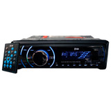 Autoestereo Hf Audio Bluetooth Cd Mp3 Usb Aux Sd Frente