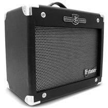 Caixa Amplificada Cubo Guitarra Violão Microfone Stanner 30w