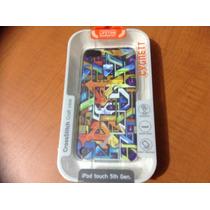 Ipod Touch 5g Funda Carcasa Cignett Black Absorbe Golpes