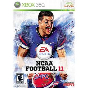 Ncaa Football 11 Xbox 360 Nuevo Y Sellado