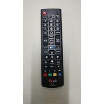 Controle Remoto Tv Lg Led Smart Akb73975701 Original Novo