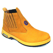 Bota Botina Country Masculina Couro Legítimo New Holland