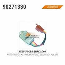 Regulador Retificador Magnetron - Xl 250 R, Xlx 250, Xlx 350